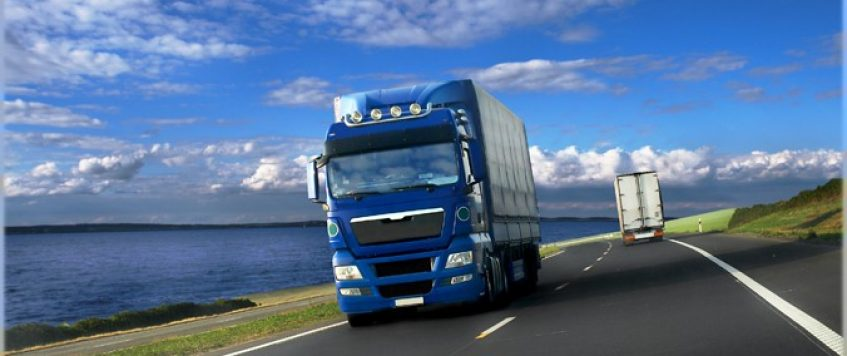 Transportation of goods from Europe